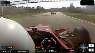 Campionato italiano Formula Renault  2011 - Imola Gara 2