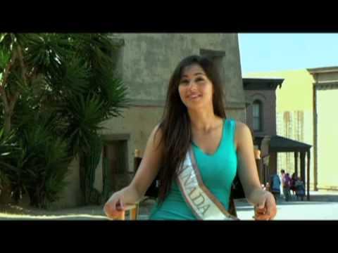 Miss Latina Canada 2009, Diana Schoutsen says her final goodbye