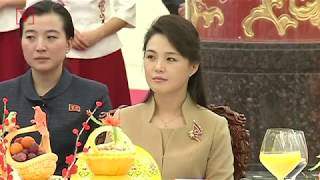 China is Going Crazy Over Kim Jong-un's Wife's Fashion Sense Following Secret Meeting