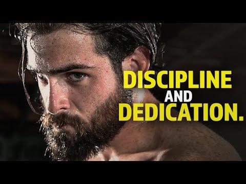 DISCIPLINE AND DEDICATION - Powerful Motivational Video