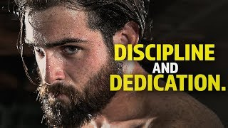 DISCIPLINE AND DEDICATION - Powerful Motivational Video