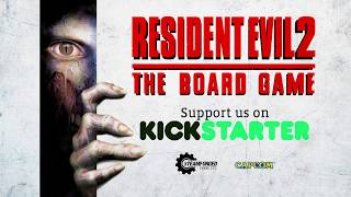 Resident Evil™ 2: The Board Game - Kickstarter Trailer