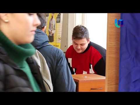 TeleU: Alegeri la LSFEE