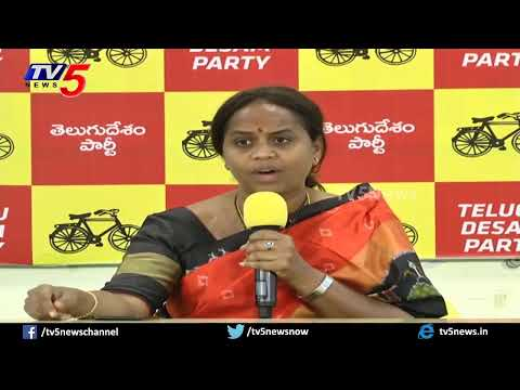 TDP Anuradha Press Meet | Botsa Satyanarayana Comments on Amaravati Capital | TV5 News