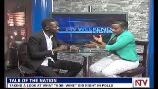 Robert Kyagulanyi aka Bobi Wine talks to Sheila Nduhukire about political future thumbnail
