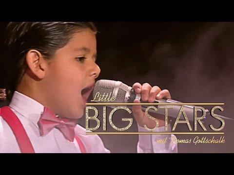 Die Stimme Gottes (Enoc) | Little Big Stars mit Thomas Gottschalk | SAT.1
