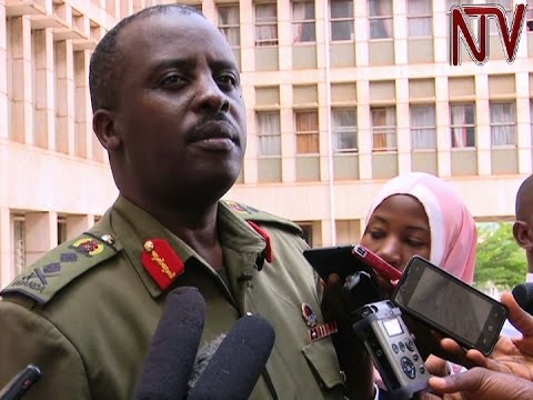 UPDF expresses interest in training Central African Republic army