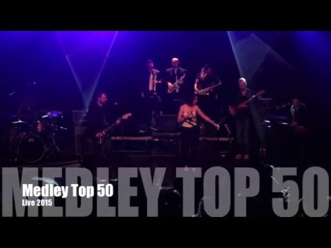 Medley Top 50 - Orchestre-Groupe  Aloha - 2015