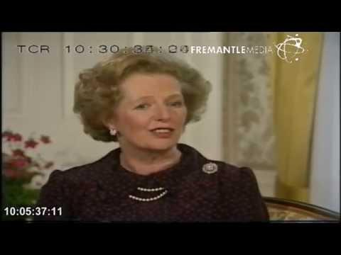 Margaret Thatcher - A4 Plus - Thames Television