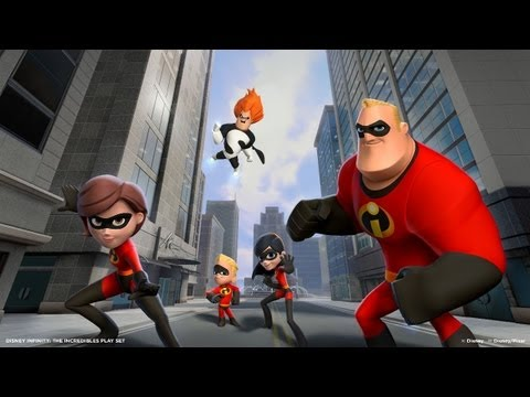 Disney Infinity: 1st Hour - The Incredibles