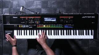 Roland JUPITER-50 Sound Examples — Patch 0653: