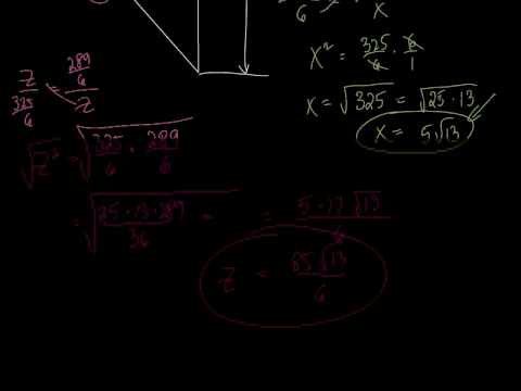 1 Sec  8 1 Geometric Mean Review