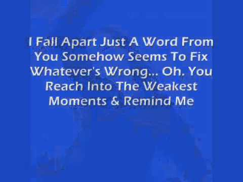 Martina McBride- I Just Call You Mine (Lyrics)
