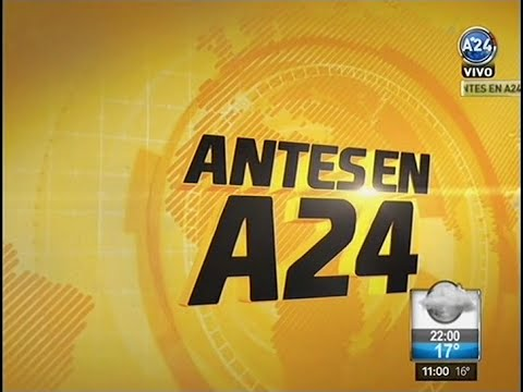 A24   Ident 'Antes en A24' (2015).