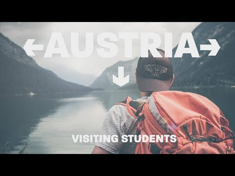 Come to Austria!  - Visiting Students