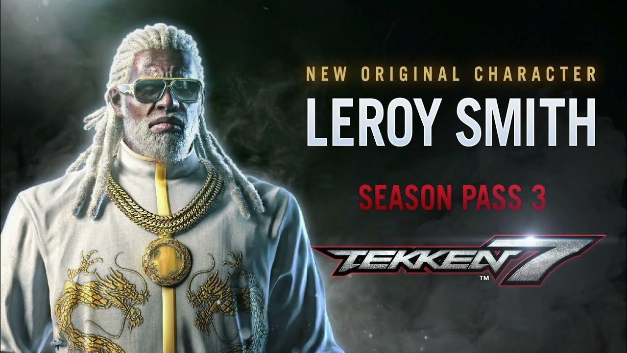 Leroy Smith How A Broken Character Almost Ruined Tekken 7 Profightstick