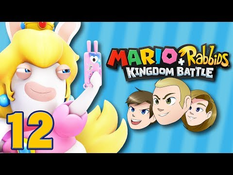 Mario + Rabbids: Bustin' Makes Me Feel Good - EPISODE 12 - Friends Without Benefits