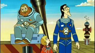 The Mystery of the Third Planet (1981) Soviet Sci-Fi Animation with English and Russian subtitles