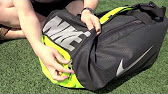Обзор Сумка спортивная Nike Gym Club Grip Ladies Gymbag - YouTube 7b139e61c4ef0