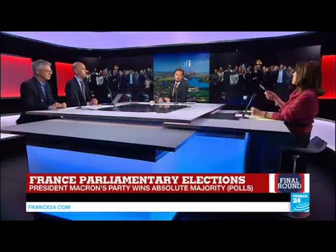 "France Parliamentary Elections: ""The only reason why they were elected is Emmanuel Macron!"""