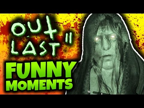 Outlast 2: Funny Moments! -