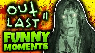 "Outlast 2: Funny Moments! - ""I CAN'T TAKE IT ANY MORE!"""