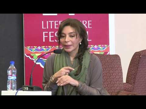 KLF-2013: In Conversation with Tehmina Durrani (16.2.2013)