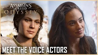 Voice actors Melissanthi Mahut and Michael Antonakos talk about their personal connections to Kassandra and Alexios and what it took to bring the heroes of ...
