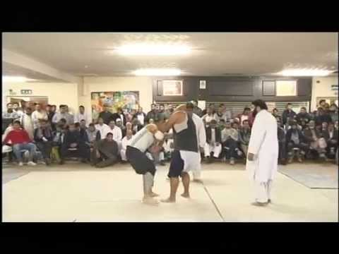 Bini - Pehlwan Nasar vs Pehlwan Wajid    (Derby Mela 14-06-2015)