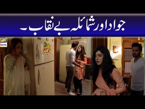 Jawad Aur Shumaila Benaqab | Mansha Pasha | ARY Digital Drama
