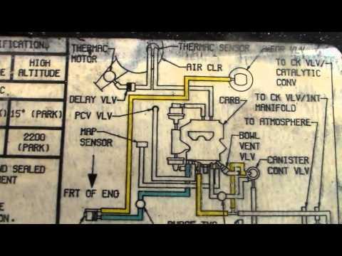 32 1984 Chevy 350 Vacuum Diagram - Wiring Diagram Database