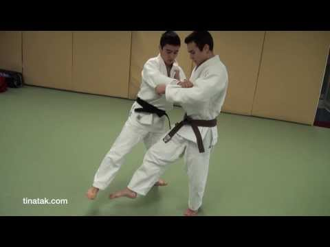 Judo combination techniques - Tina Takahashi Martial Arts and Fitness