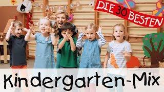 Kinderlieder Kindergarten-Mix || Kinderlieder zum Mitsingen und Bewegen