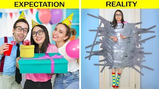 Expectations vs Reality at College / 18 Funny Situations that Everyone Can Relate To