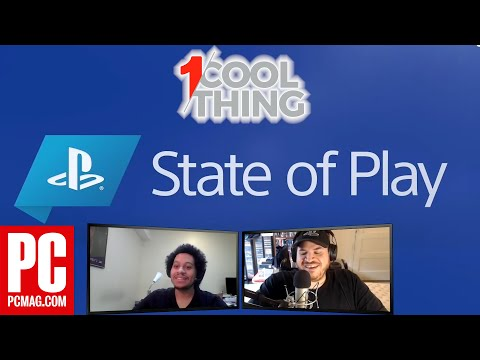 1 Cool Thing: PlayStation 5 State of Play