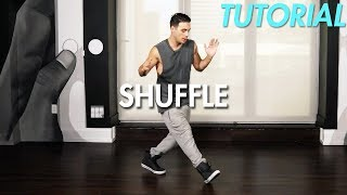 How to Shuffle (Hip Hop Dance Moves Tutorial) | Mihran Kirakosian