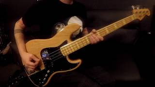 Dance Gavin Dance - Midnight Crusade Bass Playthrough