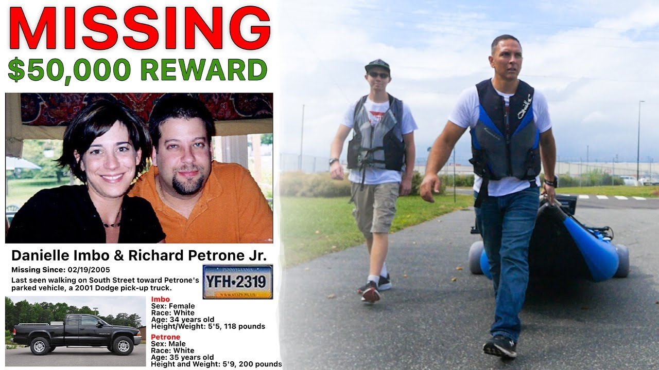 IMBO and PETRONE.. (Part 2) Missing Person UNDERWATER SEARCH