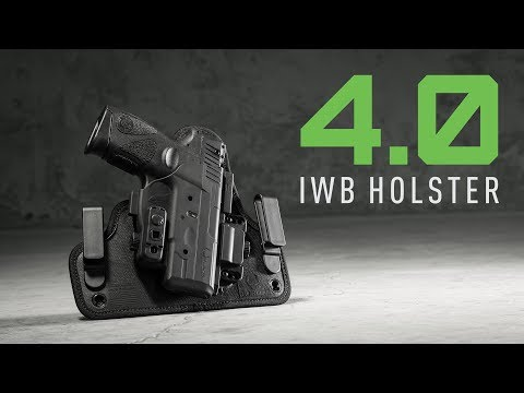Best IWB Holster – Alien Gear 4.0 IWB Holster