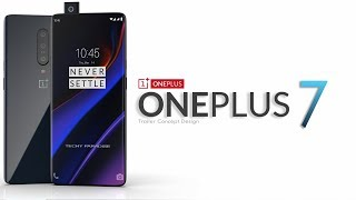 OnePlus 7 2019 Trailer Concept Design Official introduction !