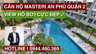 ✅Cho thuê Căn hộ Masteri An Phú Quận 2 | Trần Vũ Vlog