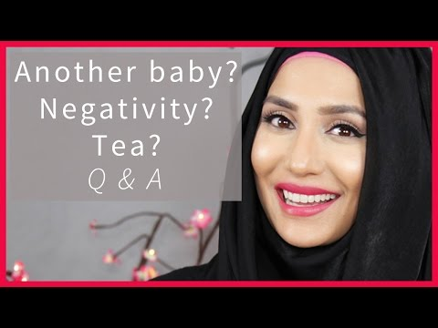 HOW TO BE HAPPY + MORE! | Q + A | Amena