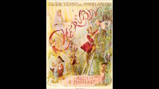 Jules Massenet - Chérubin - Entr