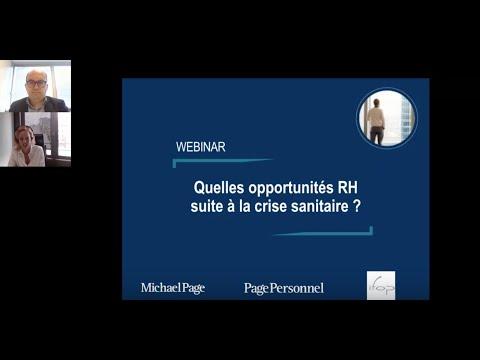 Crise du covid : quelles opportunités pour les RH & les managers ?