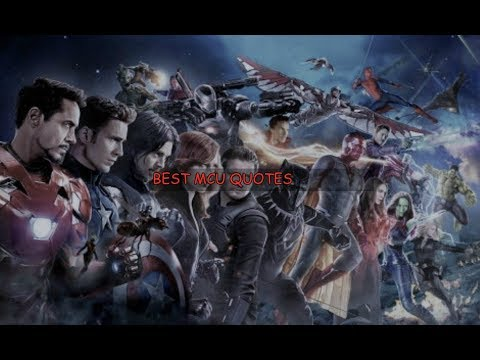 Best Quote from Every Marvel Cinematic Universe Movie