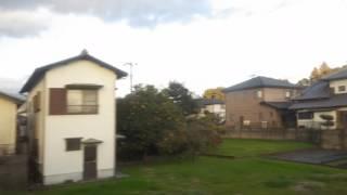富士根~入山瀬駅、身延線、進行方向左側車窓から/Fujine~Iriyamase