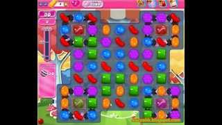 Candy Crush Saga - level 1204 (3 star, No boosters)