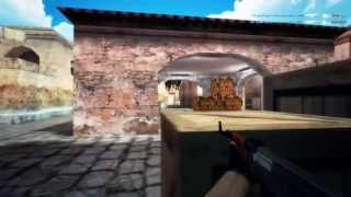 cs 1.6 LINUZJ ace m4a1/ak-47 on de_mirage