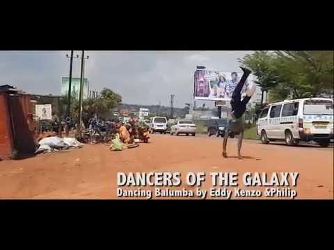 Dancers of the galaxy dancing balumba by Eddy kenzo ft Bebi Philip