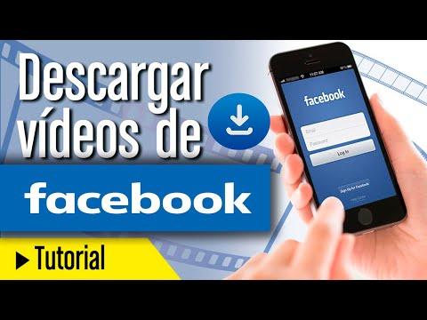 Como Descargar Vídeos De Facebook Desde El Celular sin Aplicaciones 2020